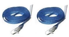 #CKSK2 POLYESTER 2 PC STRAP KIT