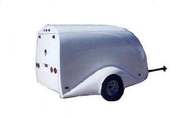 enclosed bike trailers for sale