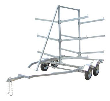 18 SLOT KAYAK TRAILER