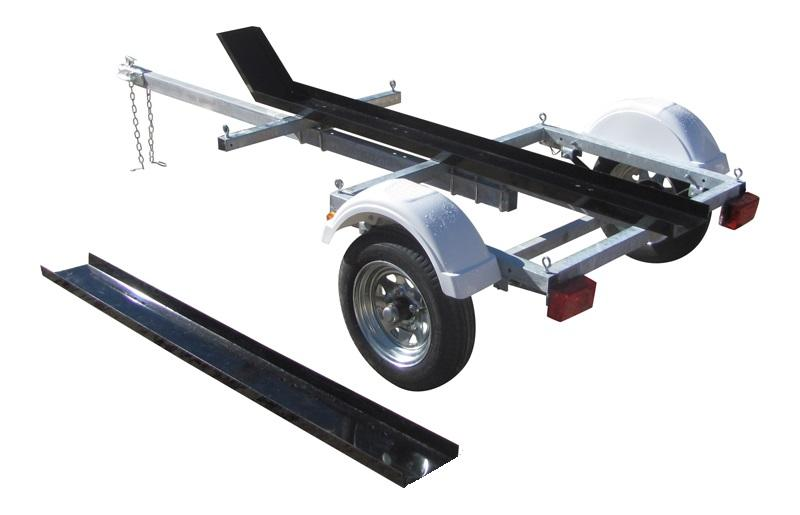 Open Motorcycle And Dirt Bike Trailers Magnetatrailers Com